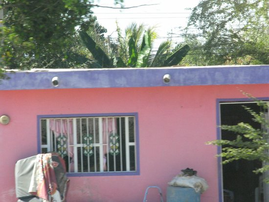 Copala: Typical Mexican house