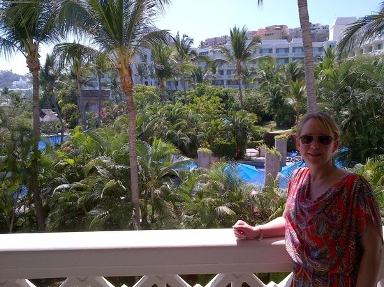 Barcelo Karmina : view from the room