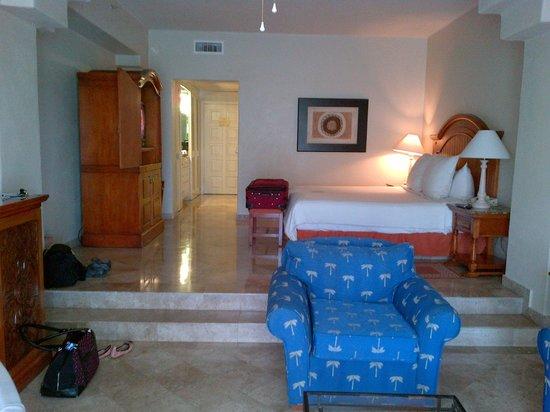 Barcelo Karmina: beautiful and spacious suite