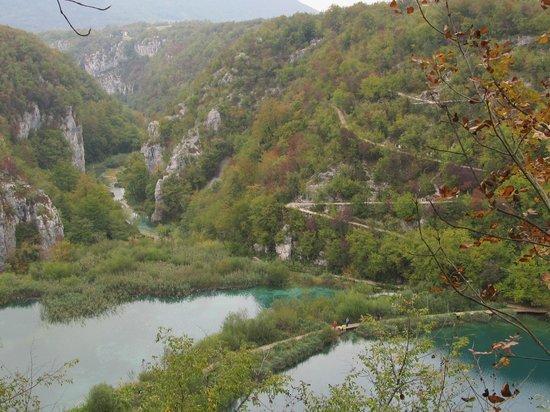 Plitvice Lakes National Park : lower lakes