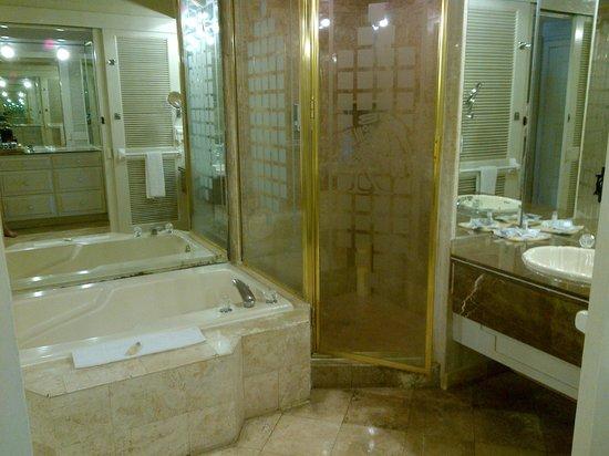 Barcelo Karmina: HALF of the bathroom