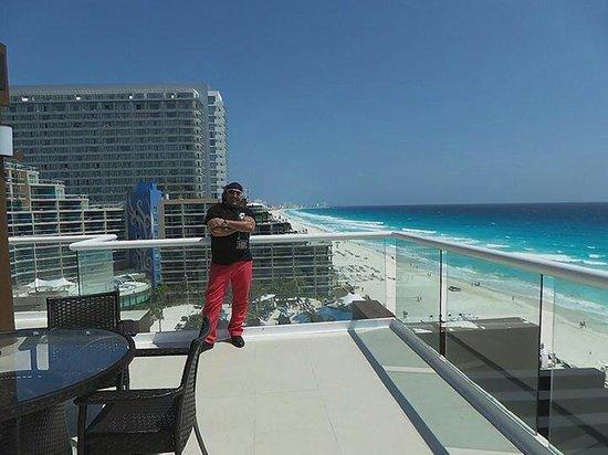 Hard Rock Hotel Cancun: Disfrutando este gran hotel