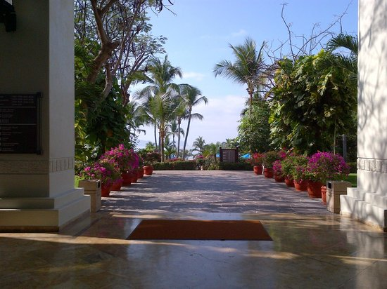 Barcelo Karmina: walkway to paradise