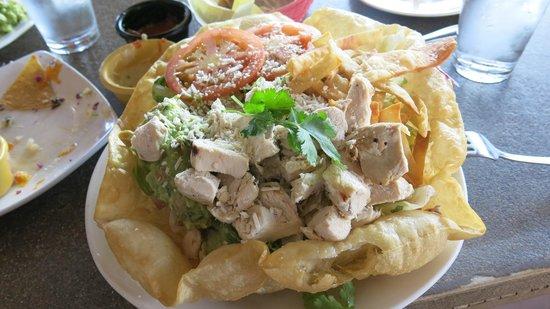 Miguel's Cocina : Fiesta Salad
