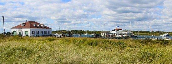 Avalon, The Inn on Cuttyhunk Island: island