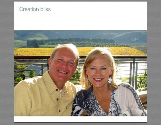 Creation Wines: Enjoying time & wine