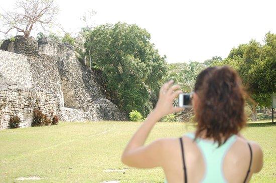 The Explorean Kohunlich by Fiesta Americana : Ruins