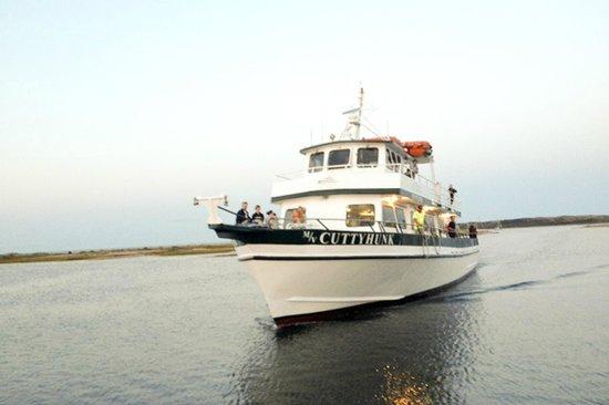 Avalon, The Inn on Cuttyhunk Island: The Ferry