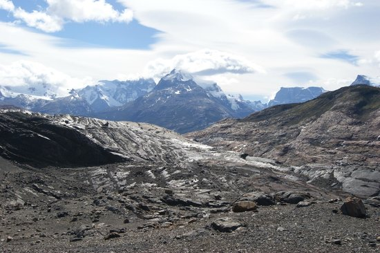 Estancia Cristina: Mirador Glaciar Upsala