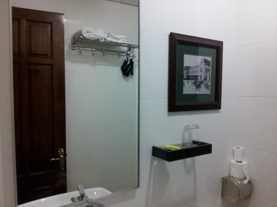Hanoi Symphony Hotel : bathroom