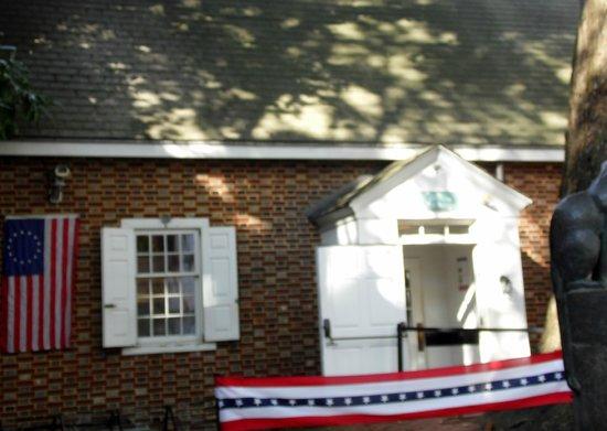 Betsy Ross House: Casa