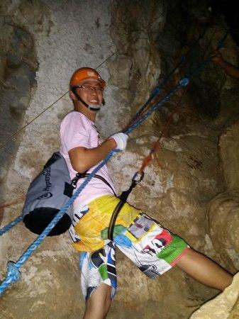 Ugong Rock : Rock climbing