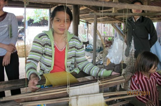 Margaret River Silk Road: Cambodian Silk Farmer