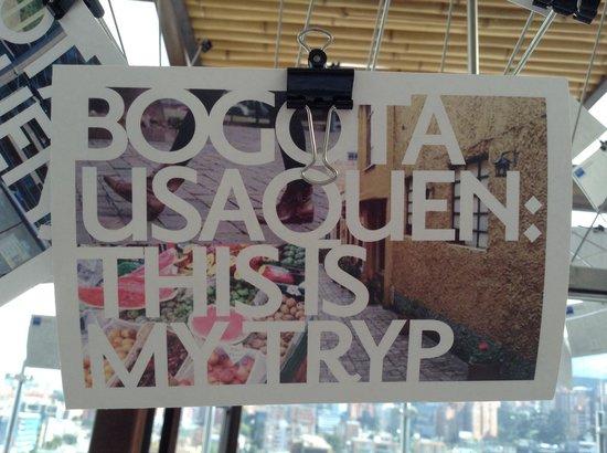 Tryp by Wyndham Bogota Usaquen : Bogotá Usaquén: This is my trip!