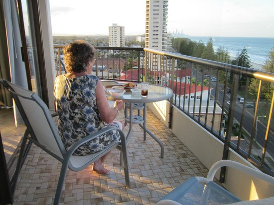 Southern Cross Apartments: Superb Views!