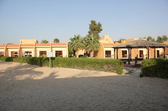 Bin Majid Beach Resort : Чудесное место в пустыне