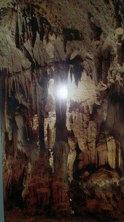 Cueva de las Maravillas : Parte interna