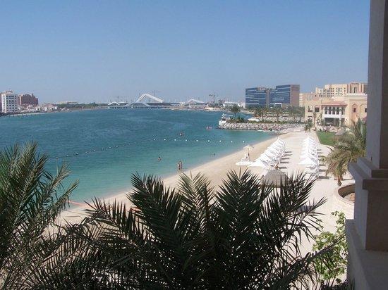 Shangri-La Hotel, Qaryat Al Beri, Abu Dhabi : View from room