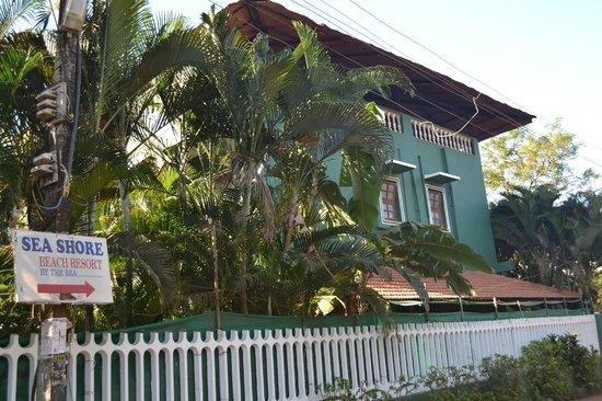 Hotel Villa Theresa: Такой вот он - зеленый