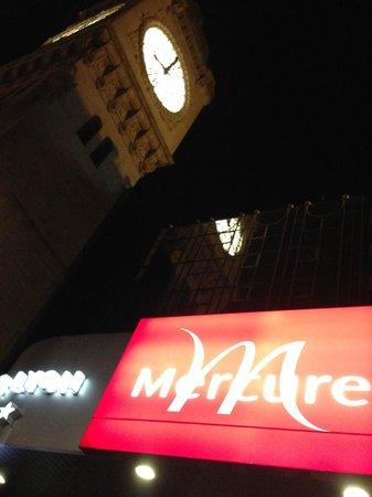 Mercure Paris Gare de Lyon TGV : リヨン駅に隣接したホテル