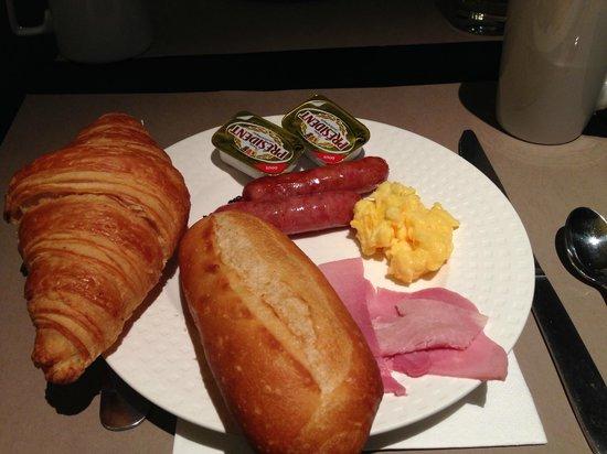 Mercure Paris Gare de Lyon TGV : 朝食