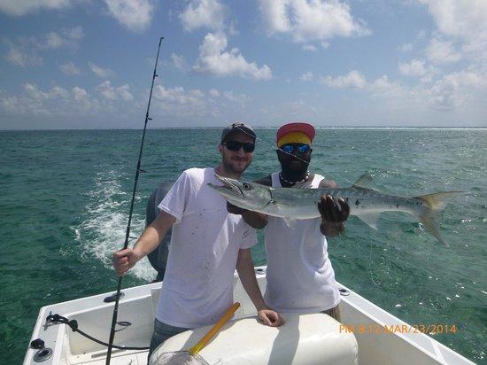 Seakarus Tours: Barracuda