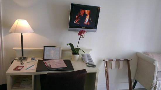 Hotel La Casa: room