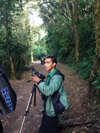 Monteverde Cloud Forest Biological Reserve : our guide