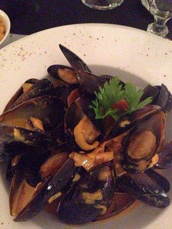 La Terrasse Cuisine Française : mussels