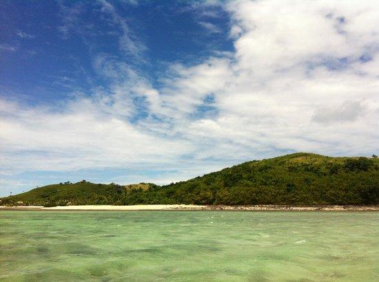 Navutu Stars Fiji Hotel & Resort : view