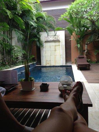 Bhavana Private Villas: room