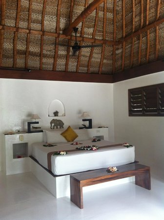 Navutu Stars Fiji Hotel & Resort: Inside the room