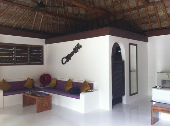 Navutu Stars Fiji Hotel & Resort : living area