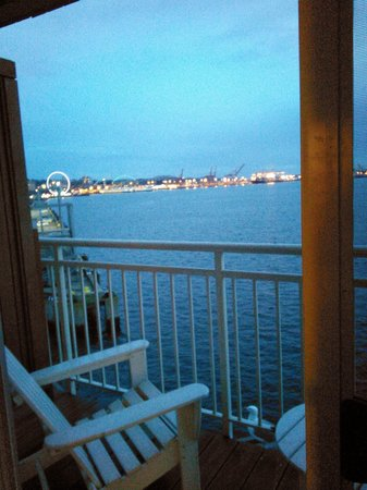 The Edgewater, A Noble House Hotel: view