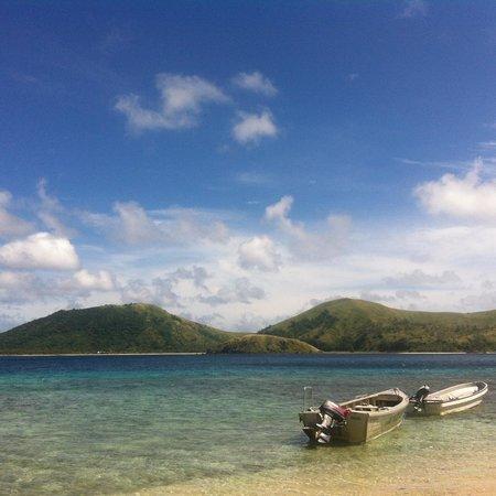 Navutu Stars Fiji Hotel & Resort: view