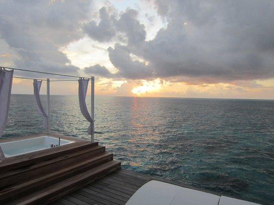 Diamonds Thudufushi : nice view