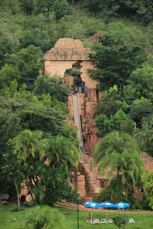 The Palace of the Lost City: Temple of Courage