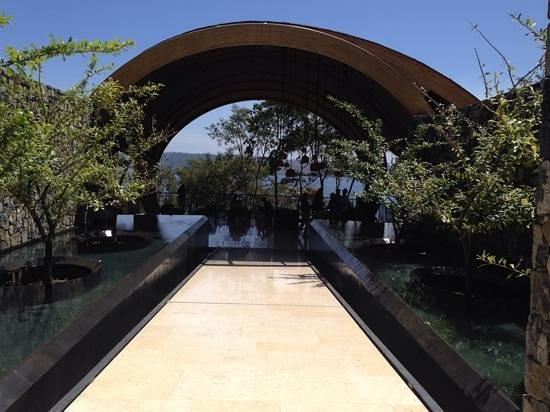 Andaz Peninsula Papagayo Resort : Entrance to Andaz