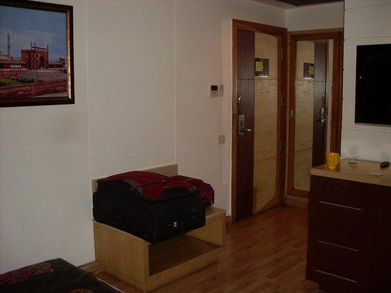 Hotel Jivitesh: Super deluxe room