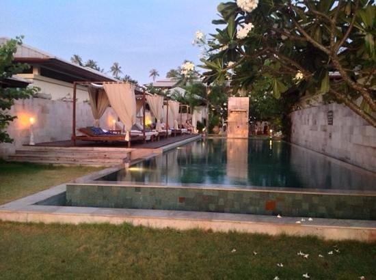 Elements Boutique Resort & Spa Hideaway: la piscine
