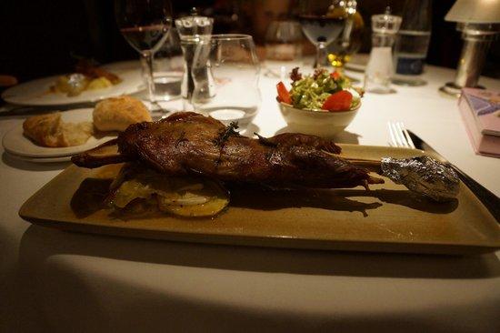 La Bodeguilla: мясные блюда