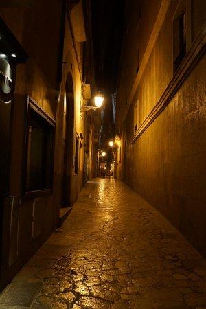 La Bodeguilla: улочки старой Пальмы