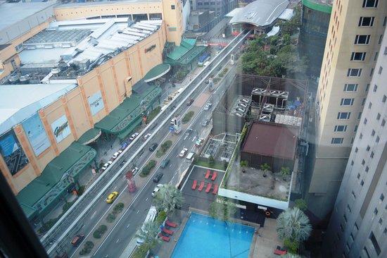 PARKROYAL Kuala Lumpur: View from room