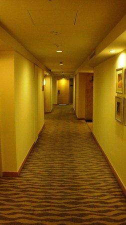 PARKROYAL Kuala Lumpur: Hallway
