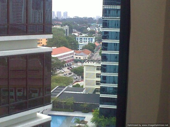 Days Hotel Singapore At Zhongshan Park: View from Room
