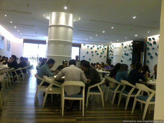 Days Hotel Singapore At Zhongshan Park: Dining Hall