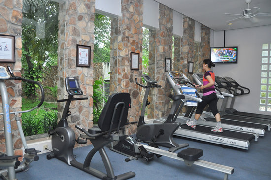 Lotus Blanc Resort: Gym