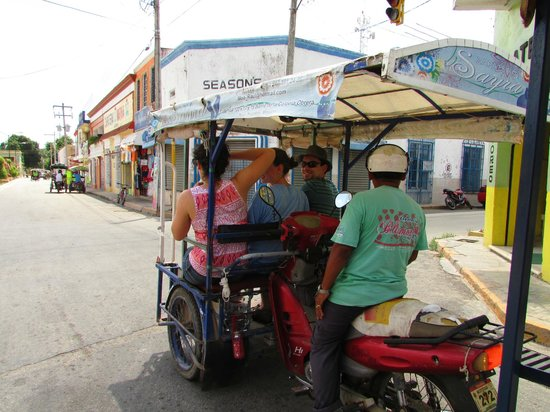 Posada el Jardin: The fun way to get around in Ticul