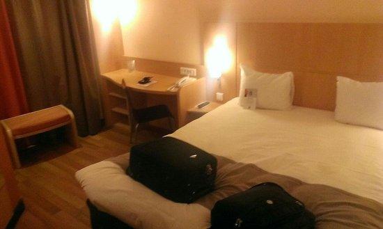 Hotel Ibis: Chambre