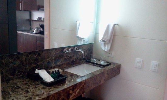 Hotel Cabrera Imperial: Lavatorio